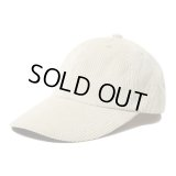 TONE 6P CORD CAP OFF WHITE