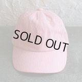 THE NERDYS STRIPE cap Pink