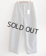 EFILEVOL Fleece Easy Baggy Pants Gray