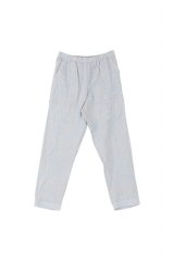 PHINGERIN NIGHT PANTS LEO GAUZE サンド