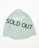 EFILEVOL New Era Mesh B.D Shirt Green