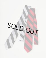LITTLEBIG Stripe Silk Tie